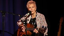The First Time Ever I Saw Your Face, Peggy Seeger, live at Free Thinking Festival 2015