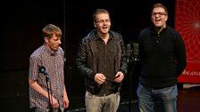 Folk trio The Young'uns