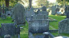 Grave of Idris Davies