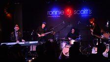 Jarrod Lawson and band