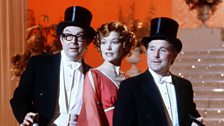 Morecambe and Wise : The Whole Story