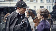 Sherlock Holmes & Mrs Hudson