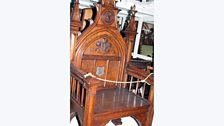 Cadair Eisteddfod Genedlaethol Penbedw 1878