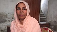 Pakistan's first and only female truck driver, 53 year old Shamim Akhtar, became one out of necessity