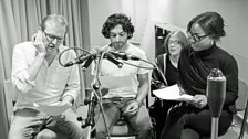 David Seddon, Ronny Jhutti, Pippa Bennett-Warner