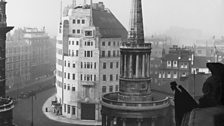 BBC Broadcasting House at the time of its opening in 1932