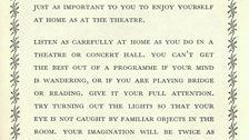 BBC Yearbook 1930 'Good Listening'