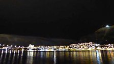 The city of Tromsø