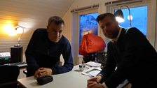 Petroc with Geir Jenssen (Biosphere)