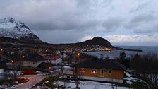 Mefjordvær, on the island of Senja