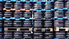 The Meantime Brewing Company was founded 15 years ago in Greenwich, London.