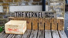 The Kernel Brewery in Bermondsey,