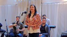 Rebecca NicDhòmhnaill às an Eilean Sgiathanach