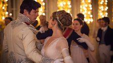 Prince Andrei & Natasha Rostov