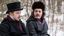Nikolai Rostov & Dolokhov