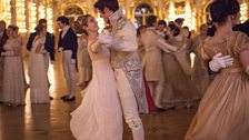 Natasha Rostov & Prince Andrei