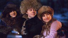 Sonya, Nikolai & Natasha Rostov