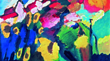 Wassily Kandinsky, Murnau The Garden II, 1910