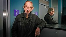DJ Derek in his favourite pub in Bristol