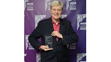 Alfred Molina won Best Actor, collected on his behalf by Producer, Martin Jarvis