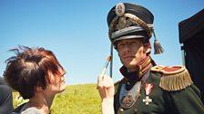 James Norton as Prince Andrei