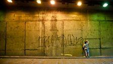 Pixo art in Brazil