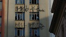 Pixo on buildings