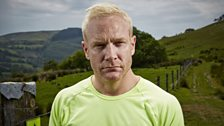 Iwan Thomas - Sprinter specialising in the 400m and 4x400m relay