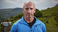 Gareth Thomas - Former Wales Captain
