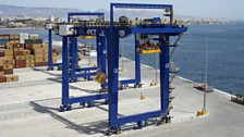 Greek Crane