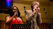 Jarvis Cocker and Victoria Oruwari perform Barry Gray's iconic TV compositions.