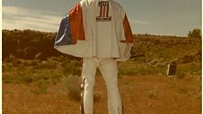 Evel Knievel at Snake River