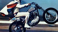 Evel Knievel rides again