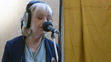 Mari Wilson performs...