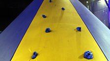 Round 3: spinning mountain