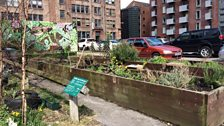 Pocket Parks in Manchester
