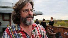 Gregory Doran creative director explains how he feels ahead of the show
