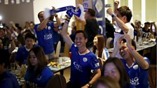 Celebrating in Bankok