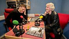 Ricky interviews Graham Nash