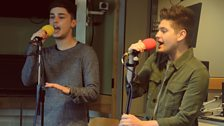 Joe and Jake perform 'You're Not Alone'