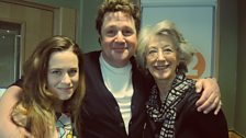 Maureen Lipman and Katie Brayben join Michael Ball