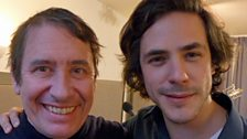 Jack Savoretti and Jools Holland