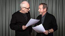 Ian McDiarmid (Lear) and Bill Paterson (Gloucester)