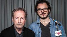 Bill Paterson (Gloucester) and Finn den Hertog (Edgar).