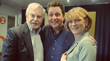 Derek Jacobi and Samantha Bond join Michael Ball