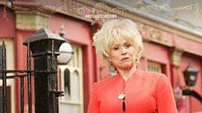 2005: Landlady Peggy Mitchell