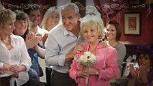 2008: Botched bouquet