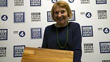 Winner of the Derek Cooper Outstanding Achievement Award: Joan Morgan