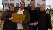 Winner of Best Food Producer: Charcutier Ltd