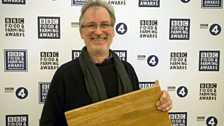 Winner BBC Radio Bristol's Food Hero